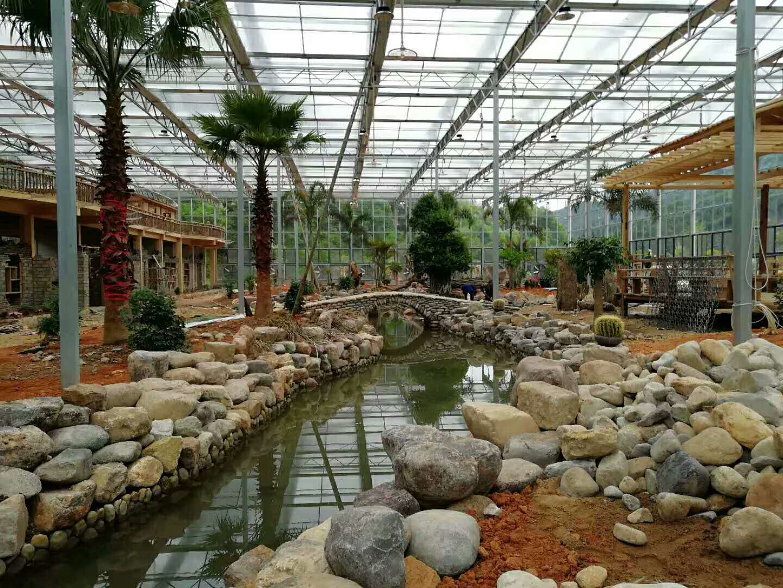 西安玻璃温室大棚制作