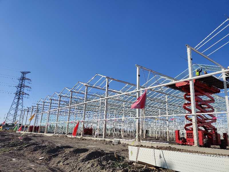新疆喀什地区疏勒县水发农业园项目