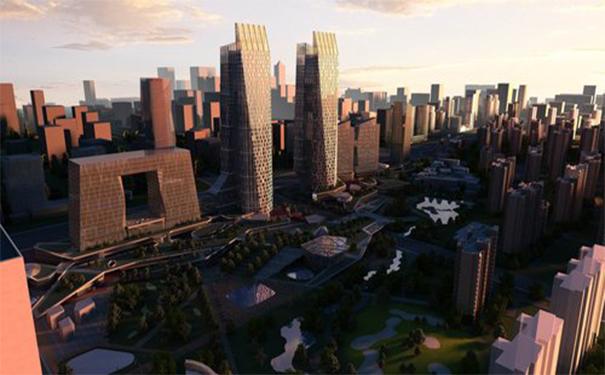 西安工程造價谘詢--綠地城項目