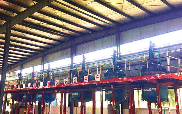 四川丙烯酸球場材料生產基地