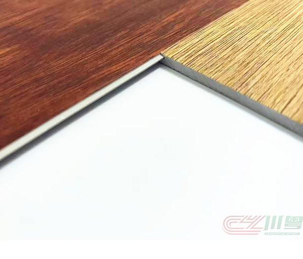 PVC锁扣地板