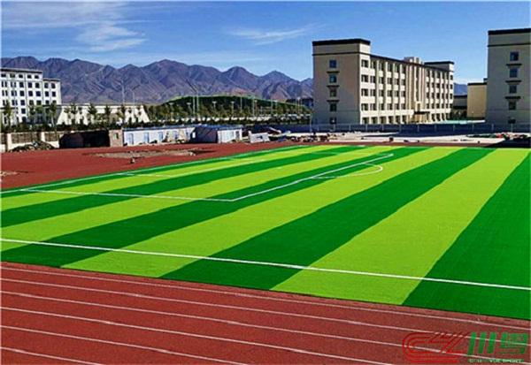 西藏日喀则桑珠孜区第四小学及曲布幼儿园附属工程体育场