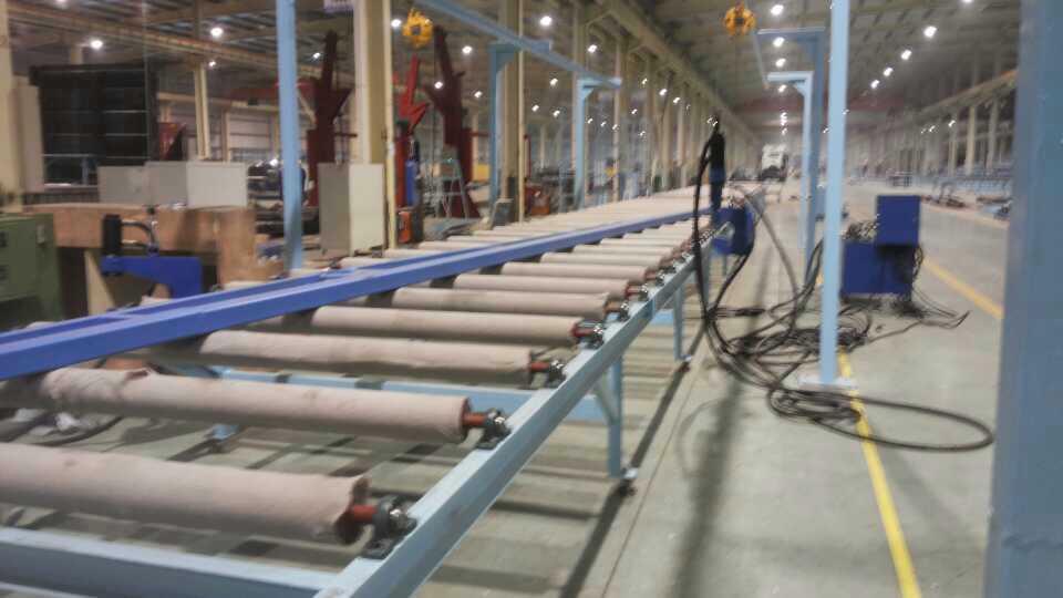 悬挂式铆钳生产线