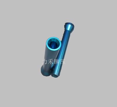 钛合金铆接样件