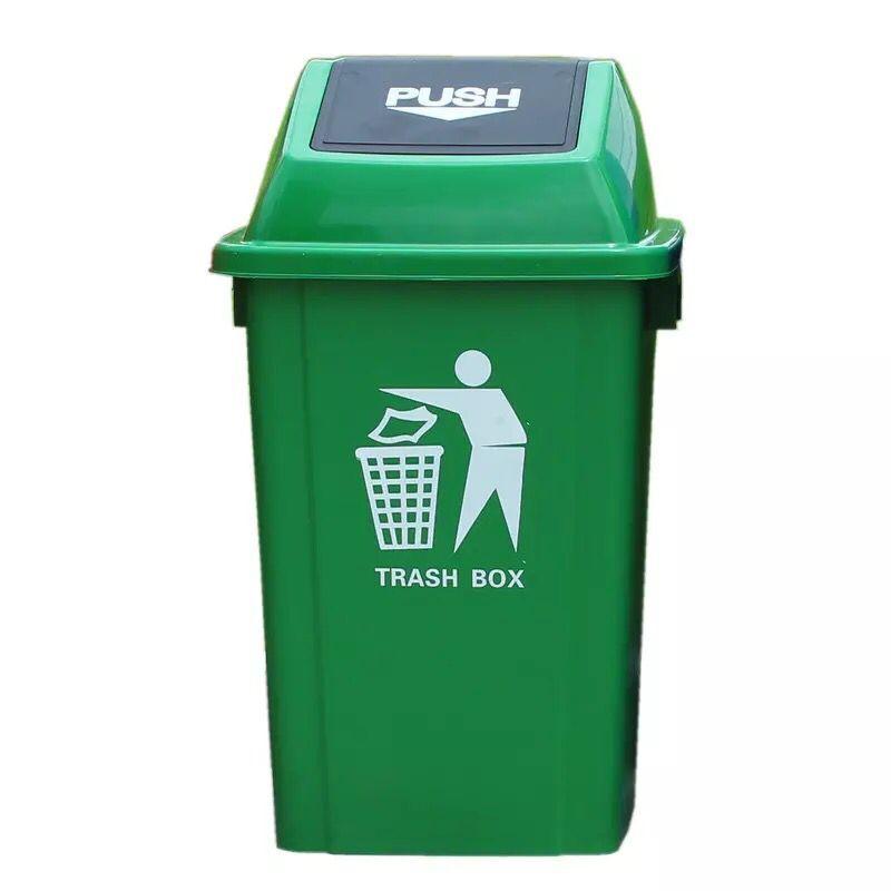 你所知道不一样的塑料垃圾桶