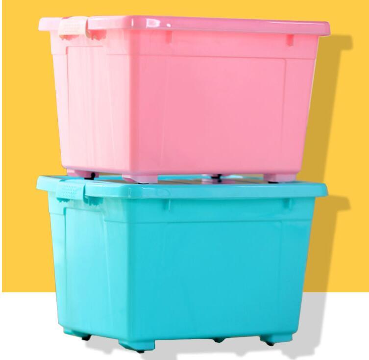 湖北塑料收纳箱厂家