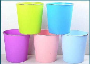购买湖北塑料垃圾桶客户见证