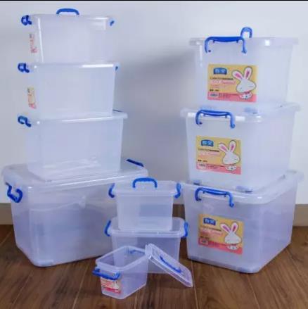 湖北塑料收纳箱