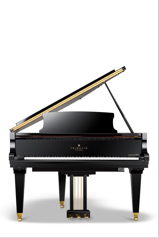 中德合资F156T钢琴