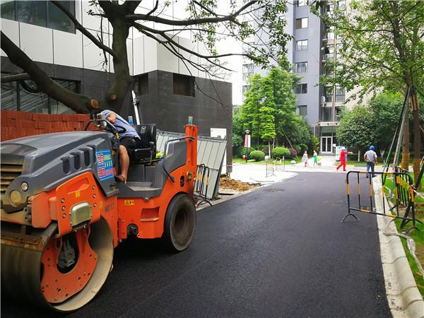 成都沥青路面维修
