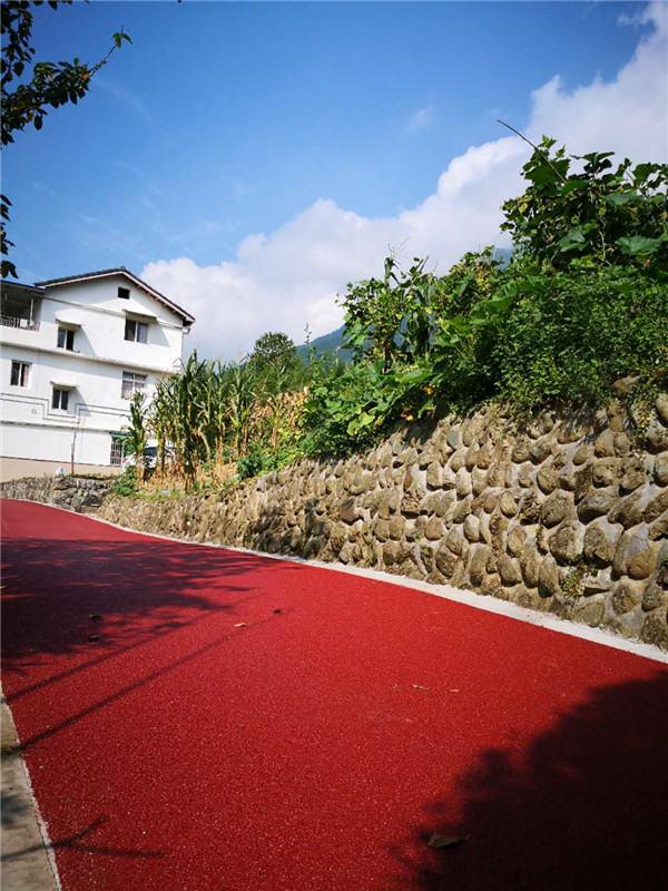 彭州太阳湾景区道路
