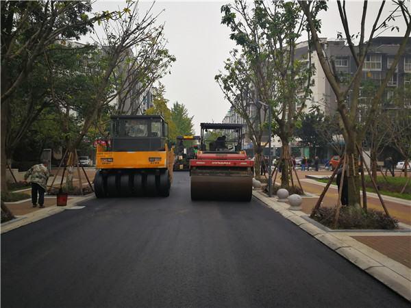四川沥青道路