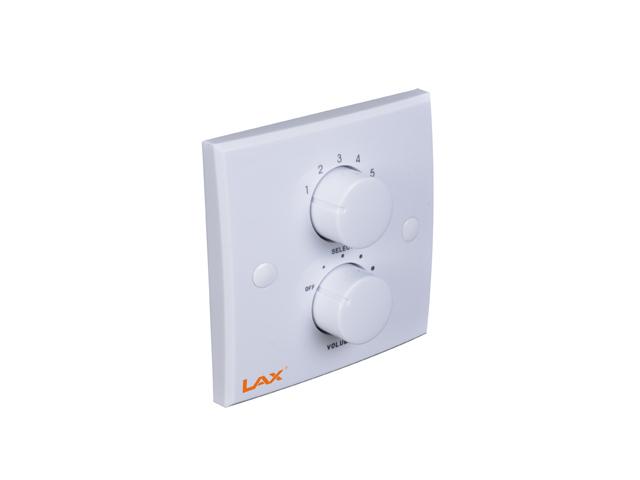 陝西音響-音量控制器(帶音源選擇)
