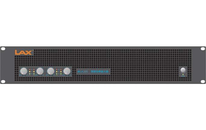 陝西銳豐-MCA205影院功率放大器
