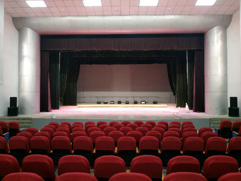 """LAX""为宝鸡西凤酒剧场音响、灯光、舞台机械改造提供整体解决方案"