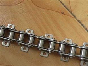 不锈钢双节距链条