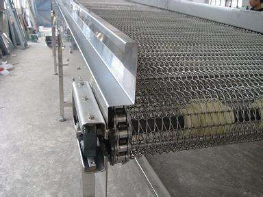网链输送机的保护装置及运行前检查