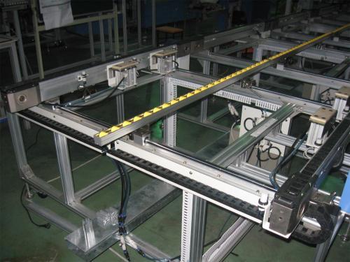 不锈钢网链工程案例