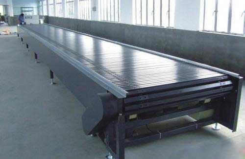 不锈钢链板工程案例