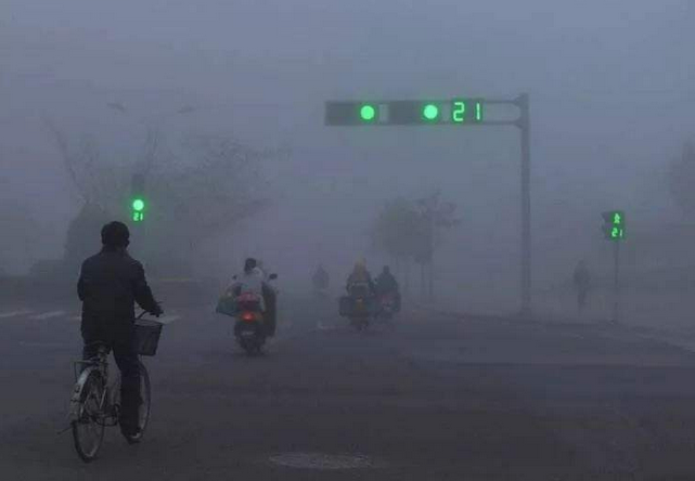 西安发布重污染天气黄色预警启动III级响应
