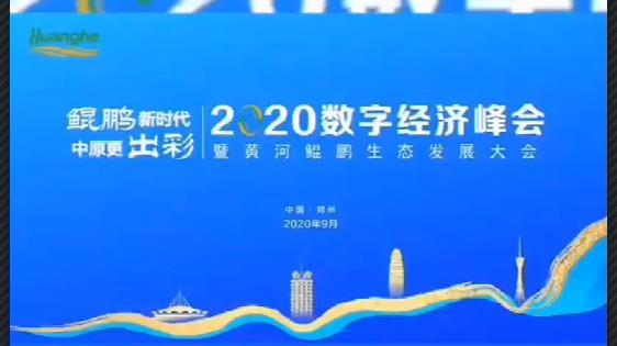 2020数字经济峰会暨黄河鲲鹏生态发展大会