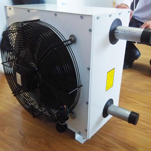 AKGS热水型暖风机