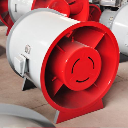 HTF-II型消防高温排烟轴流风机