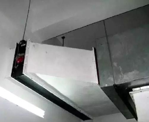 3C防火阀工程案例