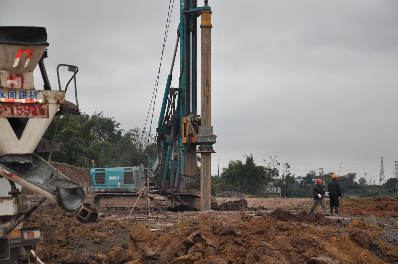 地基與基礎工程