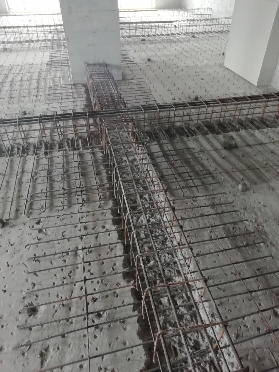 北京中電飛華新辦公樓加固工程案例
