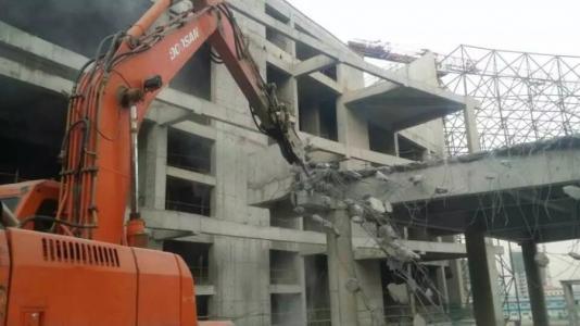 四川建筑拆除公司