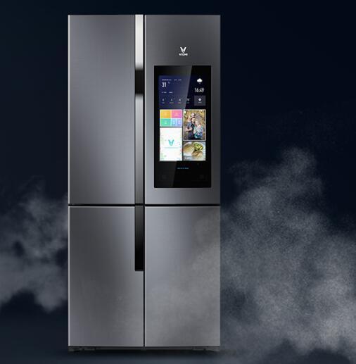 互联网智能冰箱