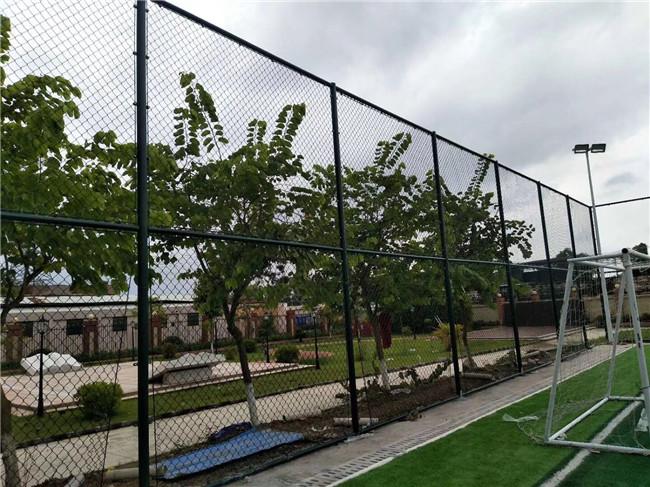 五人制、七人制 笼式足球场围网 博高丝网厂家