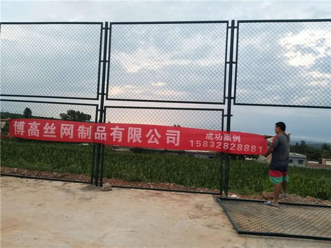 河北安平专业生产笼式足球场围�K网厂家