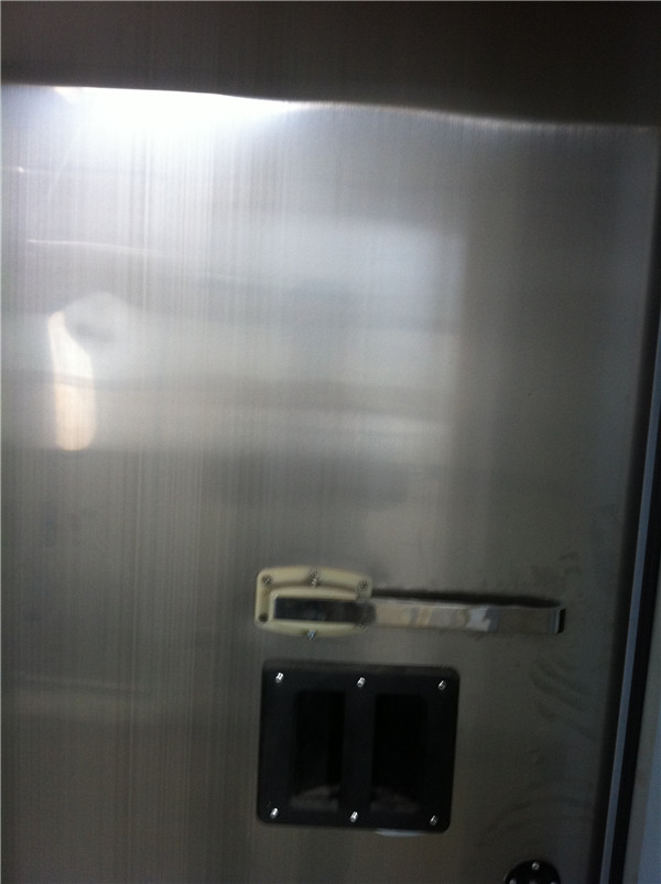 成都不锈钢冷库门