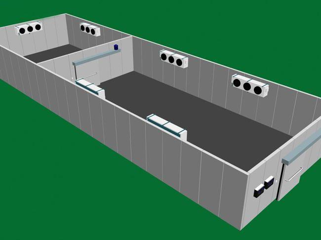 冷库节能途径之四川冷库设计