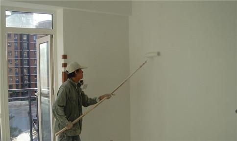 乳胶漆墙面可以直接贴壁纸吗?