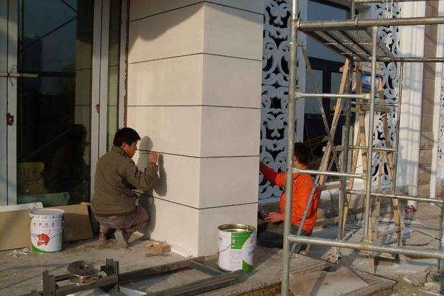 真石漆施工过程中的完整步骤是什么样的吗?