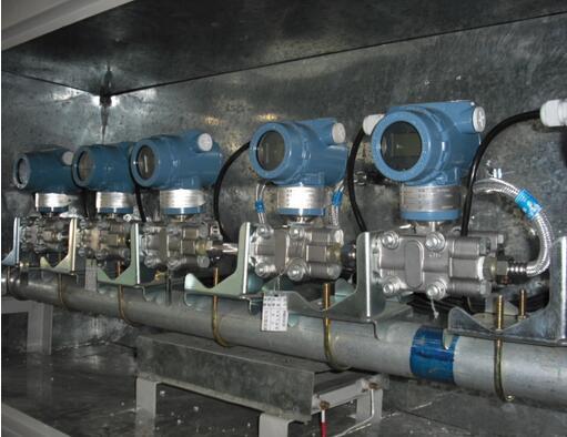西安高精度压力变送器案例