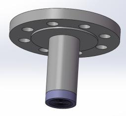 1199EFW型插入筒式远传装置选型规格表