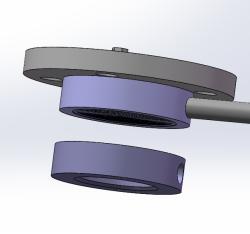 1199PFW型扁平式远传装置选型规格表