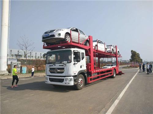 新疆轿车运输