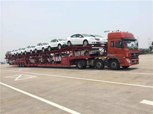 轿车托运行业的重要性