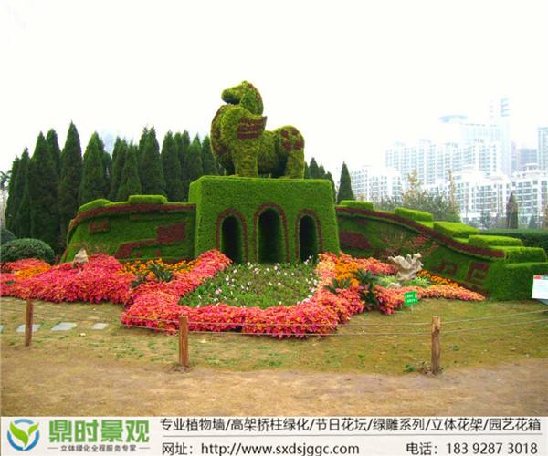 狮子绿雕系列