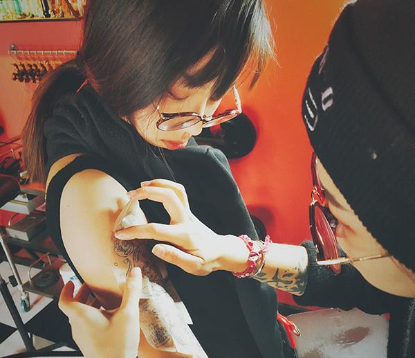 当代纹身技法
