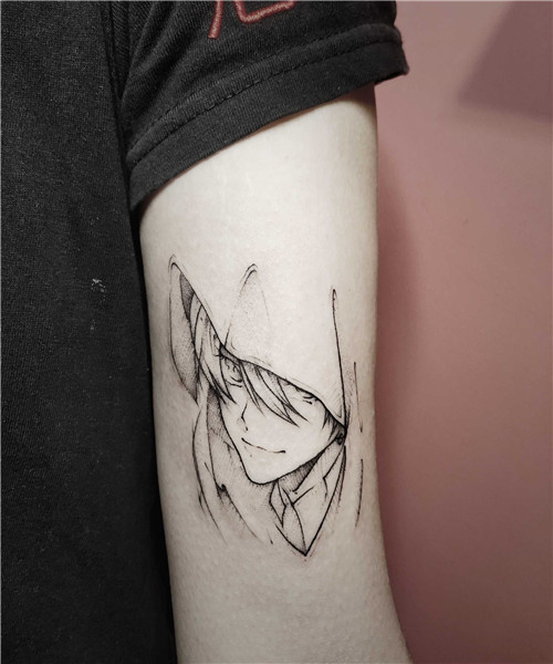 武汉原创纹身-二次元