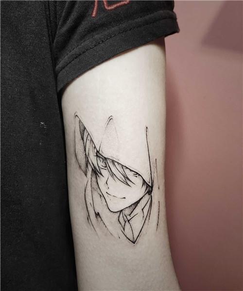 原创纹身-二次元