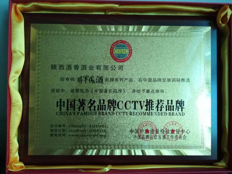 中国著名品牌CCTV推荐品牌