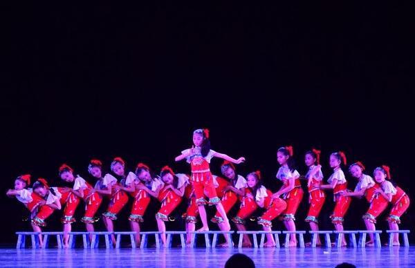 襄阳中国舞培训