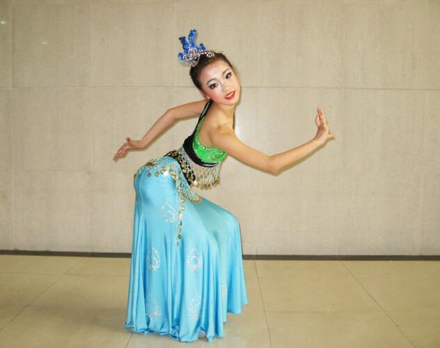 襄阳少儿舞蹈培训黄晨欣的妈妈说